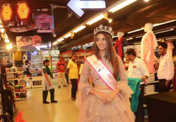 Bihar's Shreya Shankar second in FBB Colors Femina Miss India East 2019 visits Patna