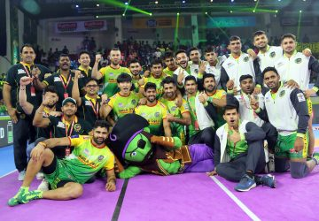 Patna pirates Finally wins  the heart of Patna at last match of the season