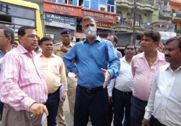 अशोक राजपथ पर जल्द यातायात सुगम होगा