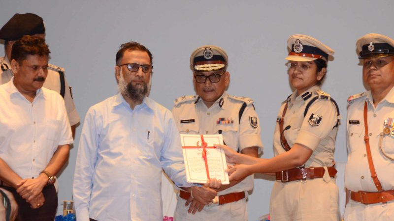 314 policemen including 13 IPS officers received awards
