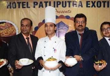 टेस्ट ऑफ इंडिया फूड फेस्टिवल में पटनावासियों को मिलेगा देश के विभिन्न राज्यों के जायके का मजा