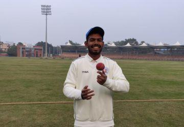 कूच बिहार टुर्नामेंट : 80 रनों पर सिमटी गोवा की पहली पारी, बिहार पहली पारी में विना विकेट खोये 58  र...