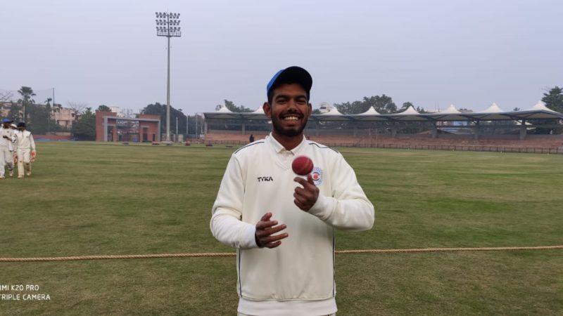 कूच बिहार टुर्नामेंट : 80 रनों पर सिमटी गोवा की पहली पारी, बिहार पहली पारी में विना विकेट खोये 58  रन