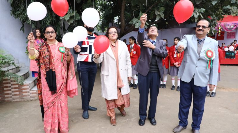 International School, Patna organized its Annual Winter Carnival School Fete