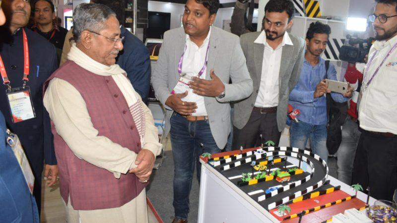 इंडियन रोड कांग्रेस के 80 वें वार्षिक तकनीकी प्रदर्शनी का हुआ उद्घाटन