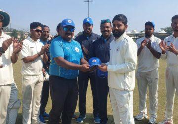 Bihar beat Nagaland in C K naidu under 23