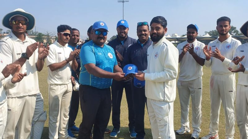 Bihar beat Nagaland in C K naidu under 23