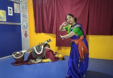 सांस्कृतिक धरोहर दिवस, कवि गुरु रविंद्र नाथ को समर्पित/ शिक्षायतन