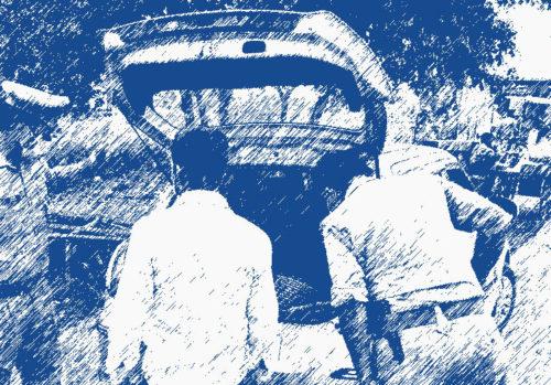 <b>विभिन्न स्थानो पर पुलिस के द्वारा लगातार चलाया जा रहा है, वाहन चेकिंग अभियान</b>