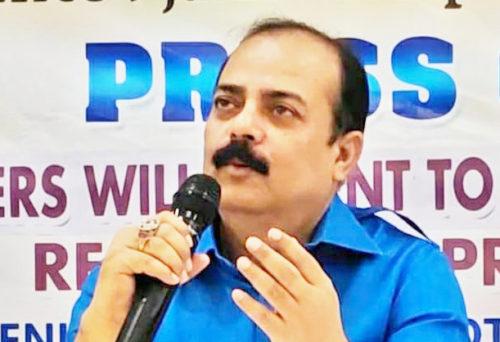 <b>प्रधानमंत्री के सम्बोधन में प्राईवेट स्कूलों की समस्यायों पर कोई ध्यान नहीं।            ------ शमायल अहमद</b>