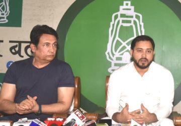 Shekhar Suman & Tejashwi Yadav, demanded /CBI to investigate the late Sushant Singh Rajput suicide c...