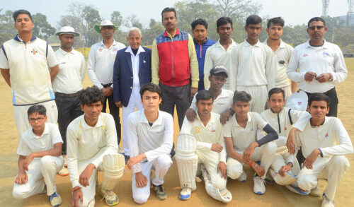 <b>यूथ क्रिकेट और वाईसीसी एकेडमी विजयी</b>