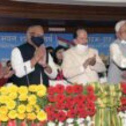 मुख्यमंत्री ने बिहार विधानसभा भवन  शताब्दी वर्ष शुभारंभ सह प्रबोधन  कार्यक्रम का किया उद्घाटन
