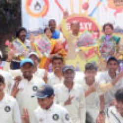 कंकड़बाग में खुला क्रिकेट एकेडमी, नाइट में प्रैक्टिस की सुविधा