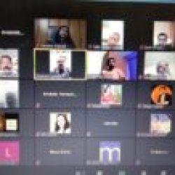 प्रणब मुखर्जी के निधन पर प्राईवेट स्कूल एंड चिल्ड्रेन वेलफेयर एसोसिएशन ने की आनलाईन शोक सभा।              —- शमायल अहमद