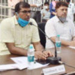 पटना में लगा रोजगार कैम्प, जिलाधिकारी कुमार रवि ने 61 श्रमिकों को दिए नियोजन पत्र