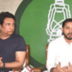 Shekhar Suman & Tejashwi Yadav, demanded /CBI to investigate the late Sushant Singh Rajput suicide case